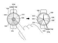 تولید ساعت هوشمند جدید سامسونگ با صفحه گرد