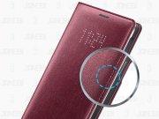 فلیپ کاور اصلی Samsung Galaxy Note 4 LED Flip Cover
