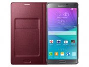 فیلیپ کاور اصلی Samsung Galaxy Note 4 LED Flip Cover