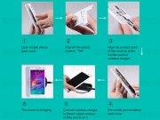 گیرنده شارژر وایرلس Samsung Galaxy Note 4 مارک Nillkin