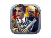 Wrath Of Obama، شوخی با اوباما و پوتین در یک بازی آندرویدی