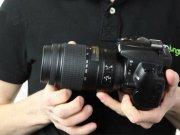 لنز دوربین نیکون Nikon Nikkor  AF-S  Telephoto zoom lens 55-300mm