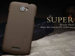 قاب محافظ نیلکین اچ تی سی Nillkin Frosted Shield Case HTC One X