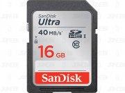 رم اس دی 16 گیگا بایت سندیسک Sandisk Extreme Classe 10 266x SD card