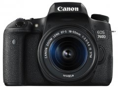 لوازم جانبی دوربین کانن Canon EOS 760D