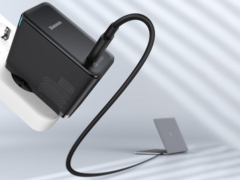 خرید شارژر فست شارژ بیسوس