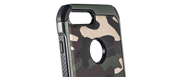 قاب محافظ ارتشی آیفون Umko War Case Camo Series iPhone 7 Plus