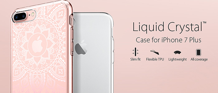 Spigen Liquid Crystal Apple iPhone 7 Plus