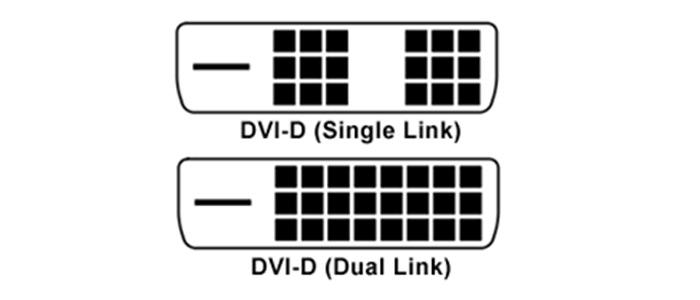 کابل دی وی آی-دی سینگل لینک بافو BAFO DVI-D 18+1 Single Link