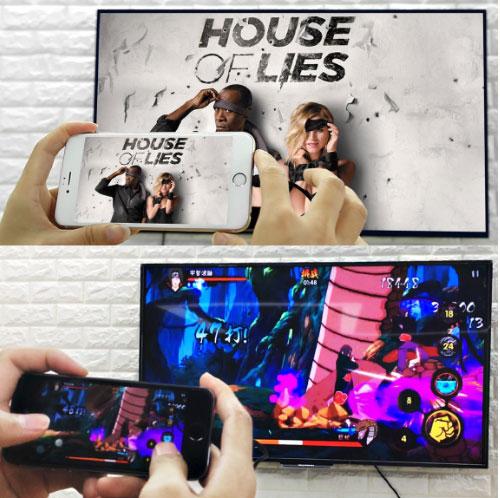 مبدل بیسوس Baseus Share HD Display Adapter