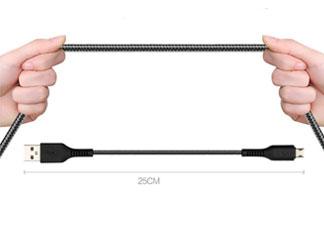کابل شارژ سریع و انتقال داده Totu Design USB Cable