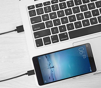 کابل شارژ و انتقال داده تایپ سی شیائومی Xiaomi USB Type-C Charge Cable
