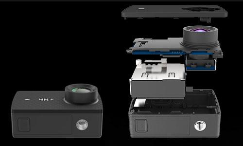 دوربین ورزشی شیائومی YI 4K+ Action Camera