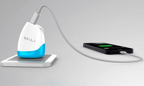 شارژر دیواری میلی Mili Dolphin EU Travel Charger HC-E10