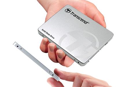 """هارددیسک ترنسند Transcend 2.5"""" 240GB SSD220 SATA"""