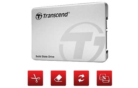"""هارد دیسک Transcend 2.5"""" 128GB SSD370s SATA Solid State Drive"""