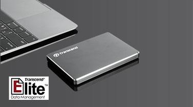 هارداکسترنال ترنسند 2 ترابایت Transcend StoreJet 25C3 External Hard Drive 2TB