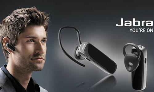 هندزفری بلوتوث و شارژر فندکی جبرا Jabra Mini Bluetooth Headset And Car Charger