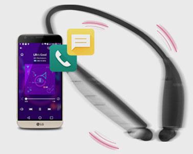 هدست بلوتوث ال جی LG Tone Ultra HBS 820S