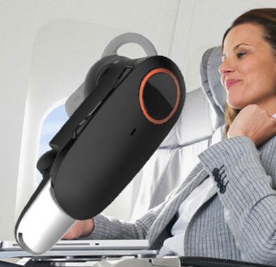 هدست بلوتوث موتورولا Motorola Boom 2+ Bluetooth Wireless Headset