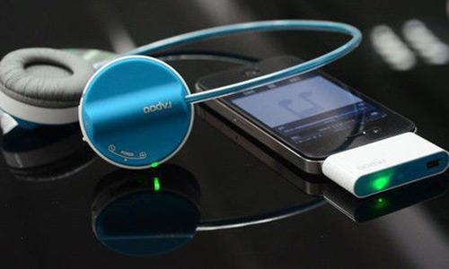 هدست بلوتوث رپو Rapoo H6020 PRO Bluetooth Stereo Headset