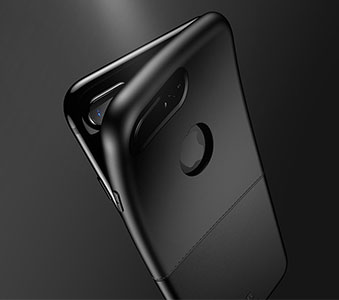 قاب محافظ بیسوس Baseus 1/2 Case Half To Half iPhone 7 Plus