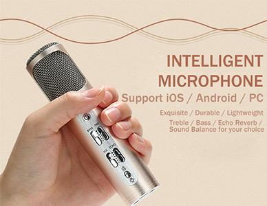 میکروفون ریمکس Remax Microphone K02