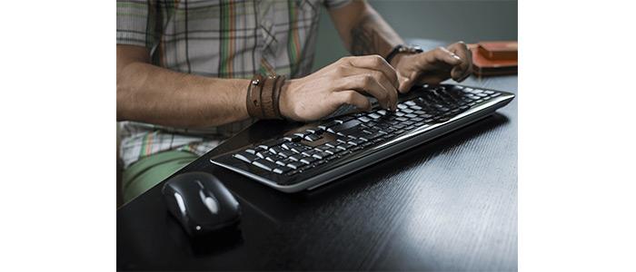 موس و کیبورد بی سیم مایکروسافت Microsoft Wireless Desktop 850