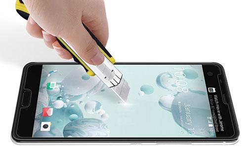 محافظ صفحه نمایش شیشه ای نیلکین اچ تی سی Nillkin Amazing H Glass HTC U Ultra