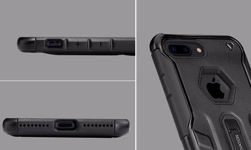 گارد محافظ نیلکین آیفون Nillkin Defender 4 Case Apple iPhone 7