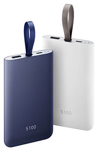 پاور بانک اصلی سامسونگ Samsung Battery Pack 5100mAh