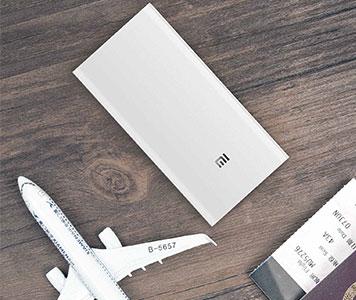 پاوربانک شیائومی Xiaomi Millet mobile power 2 Power Bank 20000mAh