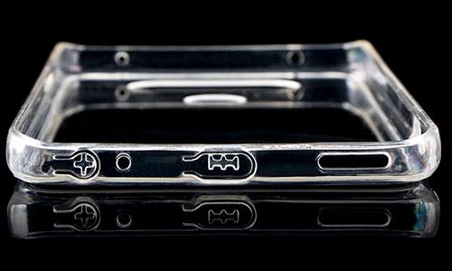 محافظ شیشه ای - ژله ای ال جی LG V20 Transparent Cover