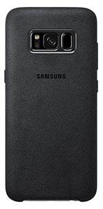 قاب محافظ اصلی سامسونگ Samsung Galaxy S8 Alcantara Cover