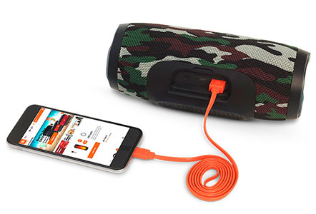 اسپیکر بلوتوث جی بی ال چریکی JBL Charge 3 Bluetooth Speaker