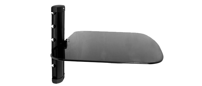 پایه دیواری دی وی دی پلیر LCD arm SH-A DVD Stand