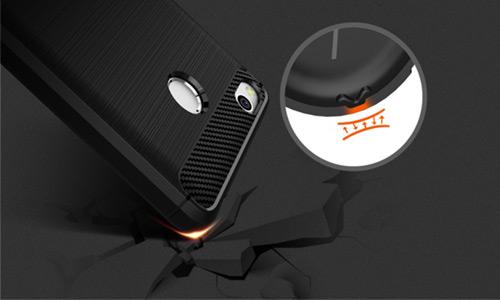 محافظ ژله ای شیائومی Brushed TPU Matl Case Xiaomi Redmi 3S