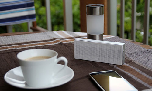 اسپیکر بلوتوث شیائومی Xiaomi Millet Square Box Bluetooth Speaker