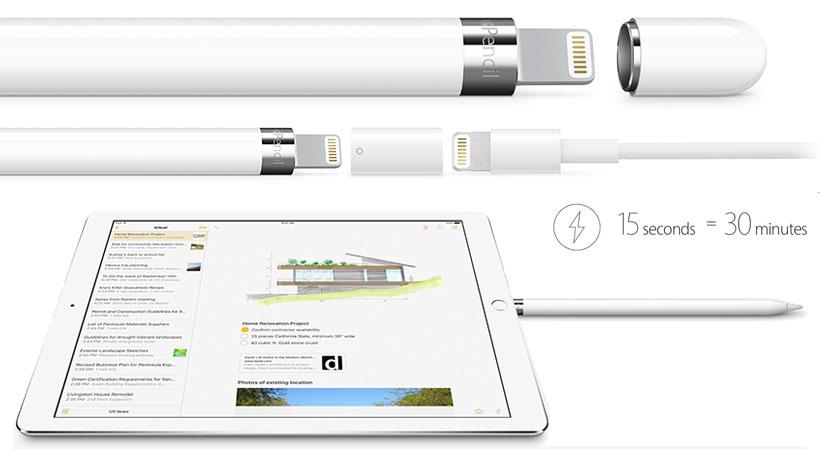قلم هوشمند اپل Apple iPad Pro Pencil
