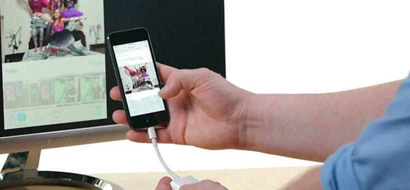 کابل اصلی تبدیل Lightning به Digital AV