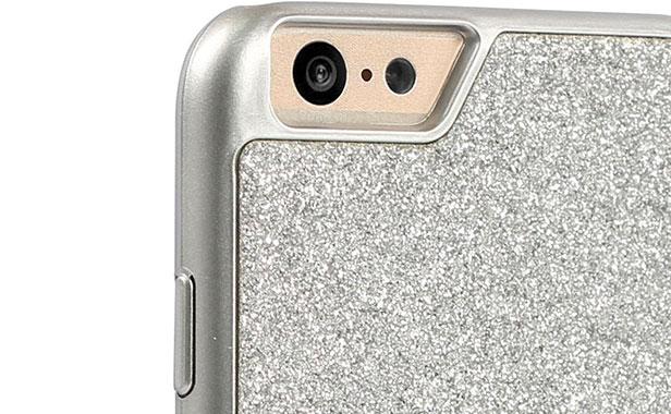 محافظ سخت پرومیت با حفاظت از دوربین و لنز آیفون