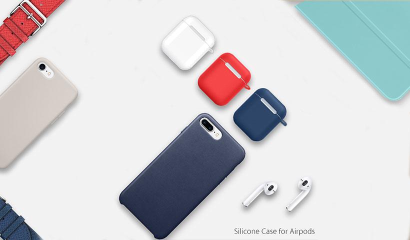 کیس سیلیکونی ایرپاد اپل