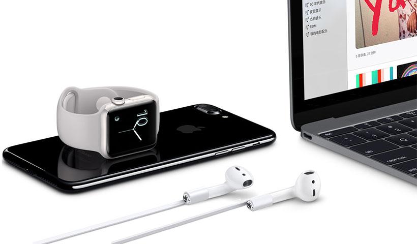 بند نگهدارنده ایرپاد اپل