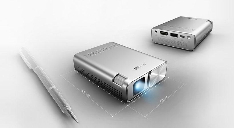 پروژکتور قابل حمل ایسوس Asus ZenBeam E1 Projector