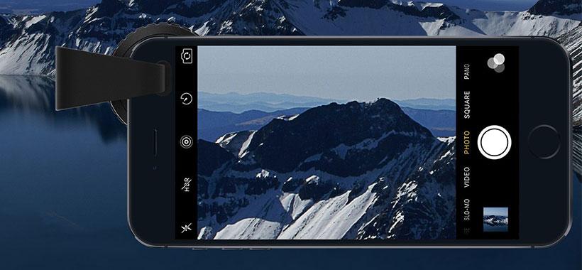 لنز اچ دی گوشی موبایل آکی Optic Pro 2x HD Lens PL-BL01