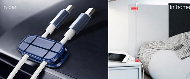 گیره نگهدارنده کابل بیسوس قابل استفاده در هر محیط