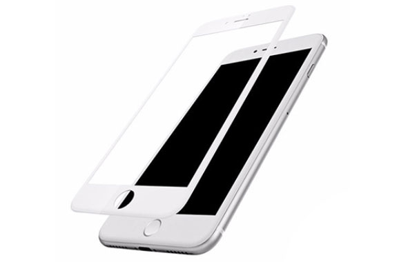محافظ صفحه نمایش شیشه ای بیسوس آیفون ضد ضربه و مقاوم