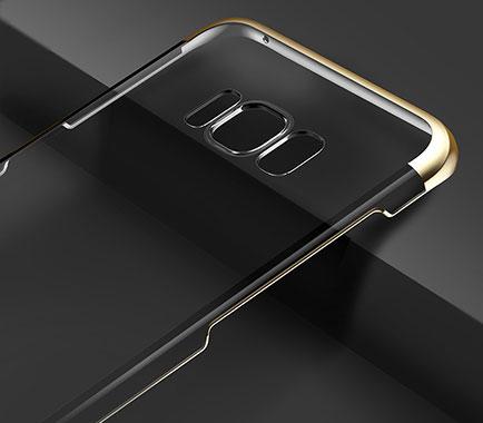 Baseus Galaxy S8 عدم محدودیت در دسترسی به کلیدها با قاب محافظ بیسوس سامسونگ