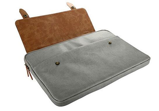 کیف چرمی بیسوس 14 اینچ