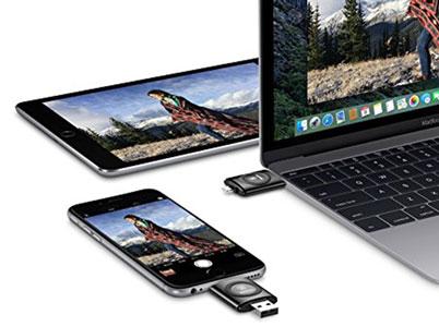 فلش ابسیدین مناسب برای انقال داده دستگاه اپل با لپتاپ و کامپیوتر